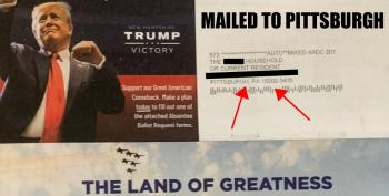 Why Is The New Hampshire GOP Sending Absentee Ballot Applications To Pittsburgh?