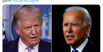 Friday News Dump: Trump Says Biden Just Lost The Black Vote, And Other News