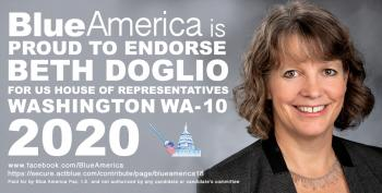 WA-10: It's Progressive Beth Doglio Vs Corporate Conservative Marilyn Strickland