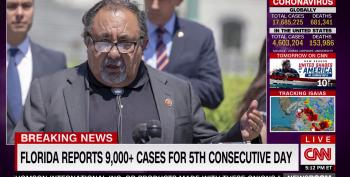 Rep. Raúl Grijalva Slams Irresponsible GOP Colleagues After Testing Positive For COVID-19