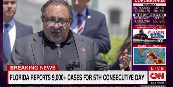 Rep. Raúl Grijalva Slams Irresponsible GOP Colleagues After Testing Positive For COVID-19