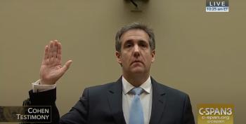 Michael Cohen Teases Trump's Golden Showers And Russia Collusion In Upcoming Book
