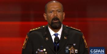 Former Sheriff David Clarke Was Key Fundraiser For Bannon's 'We Build The Wall'