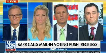 Fox Really Doesn't Want To Talk About Trump's USPS Sabotage Harming Veterans And Seniors