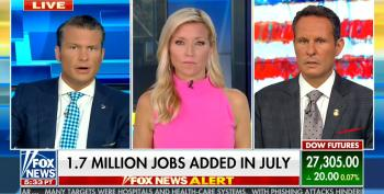 Fox's Hegseth Scapegoats Governors For Creating Uncertainty For Businesses With Lockdowns
