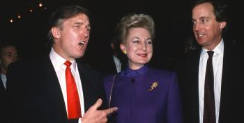 Maryanne Trump Barry On Brother Donald: 'His Goddamned Tweet And Lying, Oh My God!'
