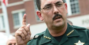 Florida Sheriff Bans Deputies From Wearing Masks