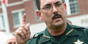 Florida Sheriff Bans Deputies From Wearing Masks
