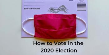 How To Vote In The 2020 Election