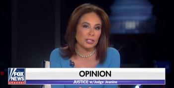 Jeanine Pirro Attacks Biden For Spending Too Much Time With His Wife