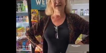 Smoke Shop Aunt Karen Gets Refused Service