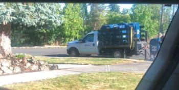 Now They're Illegally Taking The Mailboxes Away In Oregon