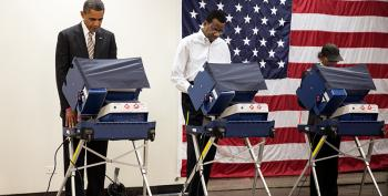 Barack Obama Defends USPS; Attacks 'Administration' For 'Suppressing The Vote'