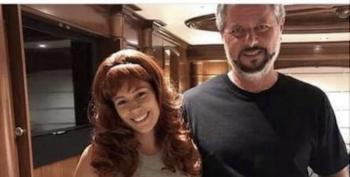 Jerry Falwell Jr. Posts Bizarre Photo Of Himself And A Young Woman With Their Pants Unbuttoned