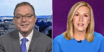 'That's Not True': Poppy Harlow Calls Out Ex-Trump Adviser On Lies About 'Typical' Family And Unemployment