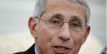 Dr. Anthony Fauci's Family Is 'Getting Death Threats' From People Who Disagree With 'Science'