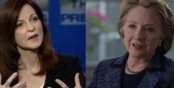 Maureen Dowd And The NYT Completely Forget A Woman Was On The Ticket In 2016