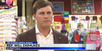 Alabama State Rep. Resigns Church After Attending Birthday Party For First KKK Grand Wizard