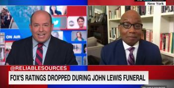 Fox Viewers Changed The Channel Rather Than Watch The John Lewis Funeral