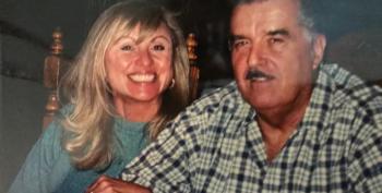 A Widow's Impassioned Obituary Blames Trump, Greg Abbott For Her Husband's Needless Death