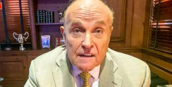 Rudy Giuliani Attacks Black Lives Matter For 'Trying To Overthrow Our Way Of Life'