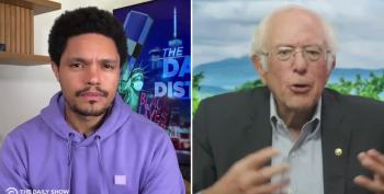 Bernie Sanders: I Know Many Of You Think Politics Is Bullshit, But You Must Vote