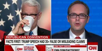 WATCH: CNN's Daniel Dale's Rapid-Fire Fact Check Of Trump's RNC Speech Is Amazing