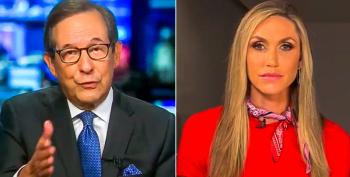 Chris Wallace Confronts Lara Trump For Risking 'Super-Spreader Event' At Trump's RNC Speech