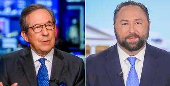 Chris Wallace Thumps Jason Miller's 'Credibility' After He Denies Trump Is Losing In Polls