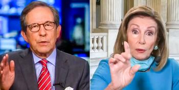 Nancy Pelosi To Chris Wallace: 'You Don't Have An Understanding Of What Is Happening Here'