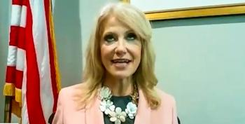 Kellyanne Conway Pushes Myth Of Victimized 'Hidden, Undercover Trump Voters'
