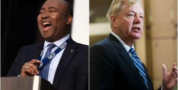 Jaime Harrison: 'I Think Lindsey Graham Is Scared'