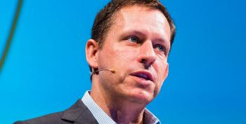 Peter Thiel Dined With White Nationalists While Supporting Trump Campaign In 2016