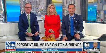 Fox And Friends Pretends The 'Dark Shadows' Interview Didn't Happen