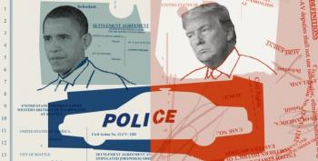 Trump Undermined Obama's Plan For Police Reform, Part Infinity