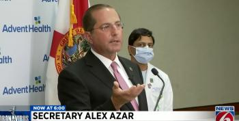 HHS Secretary Azar: All New Regulations Now Have To Go Through Me