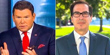Fox News Host Bret Baier Nails Mnuchin Over Trump's Hypocrisy On 'Cancel Culture'