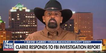 Sheriff David Clarke To Vigilantes: 'Have A Plan'