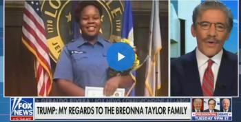 Geraldo Rivera Calls Breonna Taylor 'Collateral Damage In The Drug War'