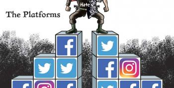 CARTOON: Platforms For Hate