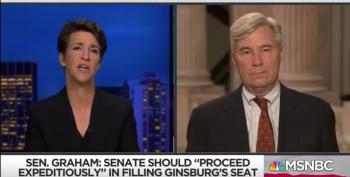 Sheldon Whitehouse:  Hypocrite Republican Senators Are Slaves To Dark Money