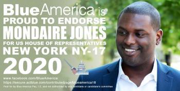 The Future Of American Political Leadership: Mondaire Jones