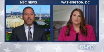 RNC Chair Falsely Claims Biden Was Privy To Same Intelligence On Pandemic As Trump