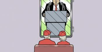Cartoon: Trump's Alternate Reality