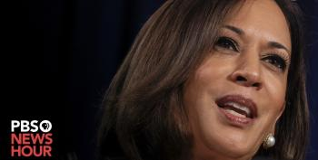 WATCH LIVE: Sen. Kamala Harris Delivers Remarks On Trump's SCOTUS Pick, And 2020 Race
