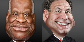 Justices Thomas, Alito Take Aim At 2015 Marriage Equality Ruling