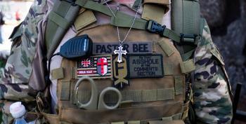 Trump's Domestic Terror Policies And Rhetoric Inspired Michigan Militiamen's Murderous Plot