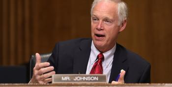 Ron Johnson Tests Positive For COVID-19