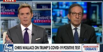 Fox Host Suggests Trump Cheated On Pre-Debate COVID Test