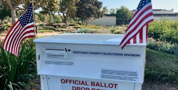 California GOP Confesses To Ownership Of Illegal Ballot Drop Boxes